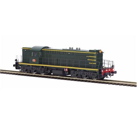 conduite locomotive disel