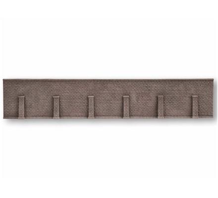 600*320*15mm Pierre Brique Moule à Béton Plâtre Mur Pierre 3D Moule